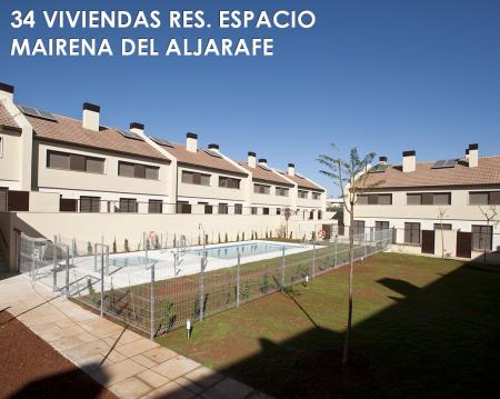 > 34 Unifamiliares Mairena del Aljarafe